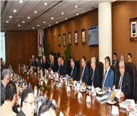 طارق الملا : اعتماد الموازنات التخطيطية لشركتي التعاون ومصر للبترول