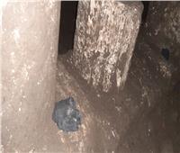 الكشف عن معبد أثري أسفل منزل عامل بسوهاج