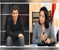 مايا مرسي تشكر الرئيس.. وتوجه رسالة لكل من واساها في مصابها