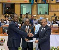 «البريد» يوقع مذكرة تعاون لتفعيل منصة التجارة الإلكترونية لإفريقيا