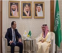 السعودية وقبرص تبحثان العلاقات الثنائية ومستجدات الساحة الدولية