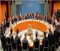 بالصور| انطلاق مؤتمر برلين حول الأزمة الليبية في ألمانيا