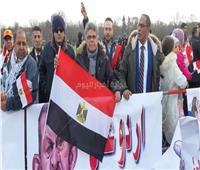 بالتزامن مع مؤتمر برلين.. مظاهرات عربية كردية حاشدة دعمًا لليبيا وفضحًا لأردوغان