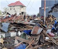 زلزال قوته 6 درجات يهز سولاويسي بإندونيسيا