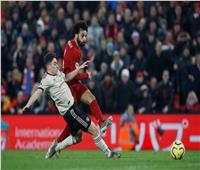 فيديو| أول تعليق من محمد صلاح عقب تسجيله هدف رائع في مانشستر يونايتد