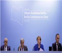 ميركل تعلن نتائج مؤتمر برلين بشأن ليبيا