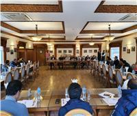 اجتماع تنسيقي للجان المنظمة لبطولة الصيد السنوية للبراعم