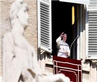 البابا فرنسيس يترأس صلاة التبشير الملائكي بالفايتكان