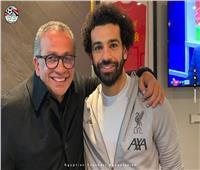تفاصيل اجتماع عمرو الجنايني مع محمد صلاح