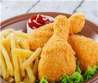 طبق اليوم.. «بروستد الدجاج»