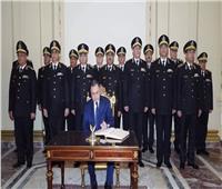 وزير الداخلية يشكر الرئيسالسيسي بمناسبة الاحتفال بعيد الشرطة