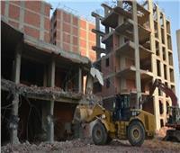 وزير الإسكان يصدر قرارى إزالة لمخالفات بناء بمدينة الشيخ زايد