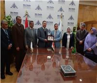 بروتوكول تعاون بين جامعة بنها والهيئة العامة لمحو الأمية وتعليم الكبار