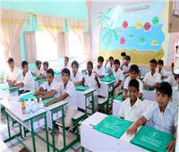 البرنامج السعودي لتنمية وإعمار اليمن يدعم قطاعات التعليم والصحة في عدة محافظات