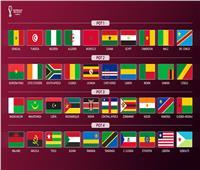 تعرف على نظام التصفيات الإفريقية المؤهلة إلى كأس العالم 2022