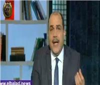 الباز: الإخوان جماعة سرطانية على الأمة العربية بدعم قطري