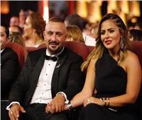 شاهد| رد فعل قوي من أحمد السقا عن خوض زوجته لتجربة التمثيل