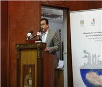 وزير التعليم العالي يفتتح مركز التميز للتغيرات المناخية بـ«القومي للبحوث»