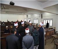 """""""البحوث الإسلامية"""" يعقد اختبارات تحريرية لترقية الوعاظ على مستوى الجمهورية"""