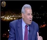 عزة مصطفى تشيد بما قامت به الجالية المصرية بلندن