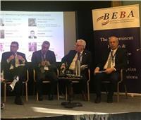 يحيى زكي: دعوة رجال الأعمال الإنجليز للمشاركة في مؤتمر قناة السويس