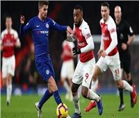 بث مباشر| مباراة أرسنال وتشيلسي في الدوري الإنجليزي