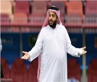 تركي آل الشيخ يطالب الأهلي بحسم موقفه من رئاسته الشرفية