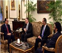 «مدبولي» يؤكد دعم ومساندة الحكومة لأنشطة واستثمارات DHL في مصر