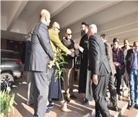 محافظ أسيوط يهنئ القيادة السياسية ووزير الداخلية بعيد الشرطة