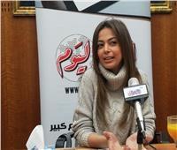 داليا مصطفى: لا أتحدث في ترتيب الأسماء على التتر