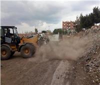 بالصور| مجلس مدينة أشمون يشن حملات لرفع مستوى النظافة