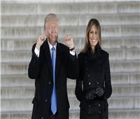 شاهد| كيف احتفل ترامب وميلانيا بعيد زواجهما في البيت الأبيض