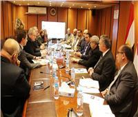 «القابضة المعدنية» تبحث سبل التعاون المشترك مع بيلاروسيا