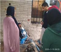 فريق أطفال وكبار بلا مأوى ينقذ مسنين بالإسكندرية وينقلهم لدار رعاية