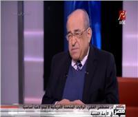 فيديو  الفقي: مصر الآن طرف مباشر في الأزمة الليبية