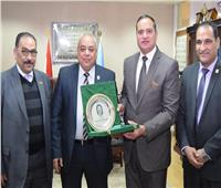 مصر لتأمينات الحياة تتعاون مع جامعة سوهاج لتوفير 1000 فرصة عمل