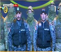 رجال الشرطة لـ«الرئيس»: «أى حد يقرب لمصر هنشيله من على وش الأرض»