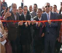 محافظ الغربية يفتتح مدرسة الدكتور محمد خليفة للتعليم الأساسي بالمحلة
