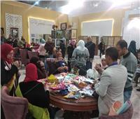 فيديو و صور| ورش عمل أنشطة متنوعة في جناح الأزهر بمعرض القاهرة الدولي للكتاب