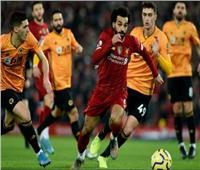 «محمد صلاح» على رأس تشكيل ليفربول أمام وولفرهامبتون