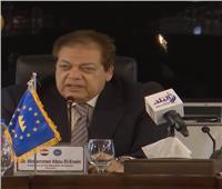 أبو العينين: مصر نجحت في حشد القوى العالمية لحل الأزمة الليبية