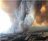 حرائق أستراليا تسبب زيادة كبيرة في ثاني أكسيد الكربون على الأرض