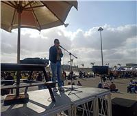 «الناي» يعزف ويبهر جمهور معرض القاهرة الدولي للكتاب