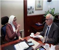 وزيرة الصحة: نقدم الرعاية الطبية لـ100 مليون مواطن.. وقضينا على قوائم الانتظار