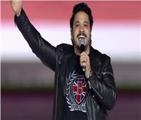 مصطفى حجاج يشعل حفل «مصرنا» بـ «خطوة»