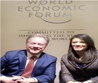 وزيرة التعاون الدولي تبحث مع مدير برنامج الأغذية العالمي تعميق الشراكة