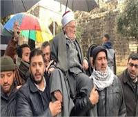 الاحتلال الإسرائيلي يبعد الشيخ عكرمة صبري عن المسجد الأقصى 4 أشهر