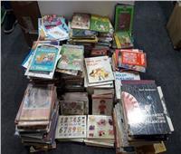 بأسعار تبدأ من 10 جنيهات.. كتب ومجلات «نادرة» بمعرض الكتاب