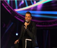 رامي صبري يرفع شعار كامل العدد في حفل جدة
