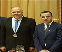 روسيا تمنح عمرو عزت سلامة لقب «أستاذ فخري»